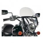 Вітрове скло для мотоциклів