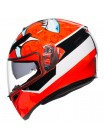 Мотошлем AGV K-3 SV Attack Orange L L
