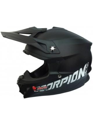 Мотошлем Scorpion VX-15 Evo Air Matt Black