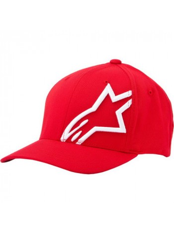 Кепка Alpinestars Corp Shift Red-White L- S-M