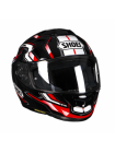 Мотошлем Shoei GT-Air Bounce TC-1 Black-White-Red M