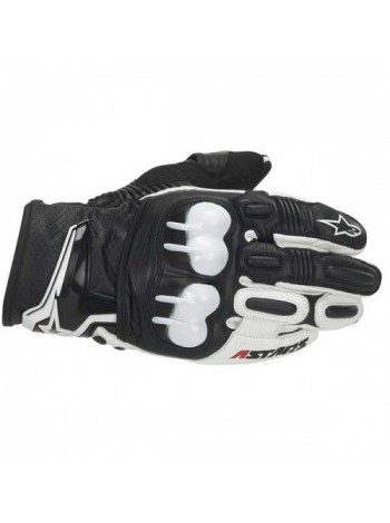Мотоперчатки Alpinestars GPX Black-White S