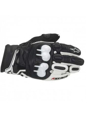Мотоперчатки Alpinestars GPX Black-White S