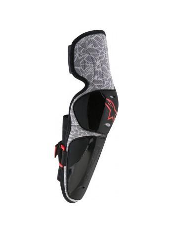 Налокотники Alpinestars Youth Vapor Pro Black-Grey