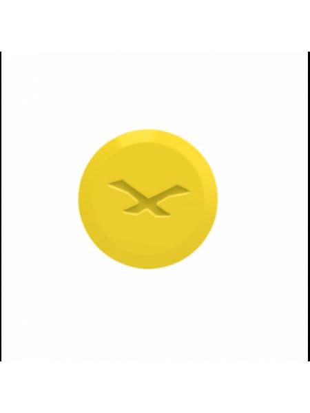 Уши для шлема Nexx SX.10 Yellow