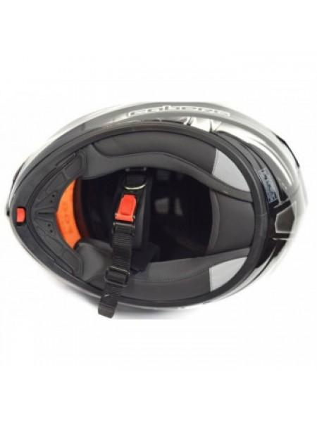 Верхняя вентиляция на мотошлем Caberg V2R A4171DB