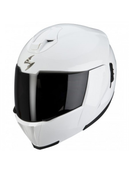 Мотошлем Scorpion EXO-910 AIR Solid White