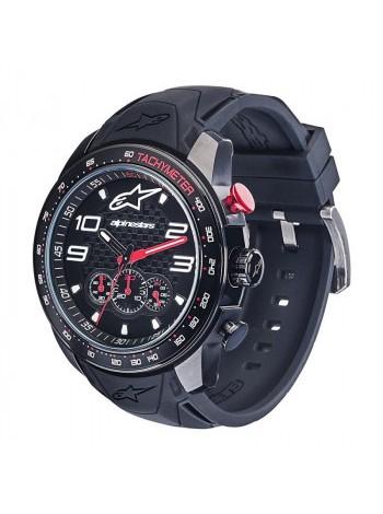 Часы Alpinestars Tech Watch Chrono Black