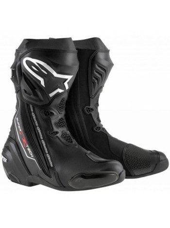 Мотоботы Alpinestars Supertech R Black 42 42