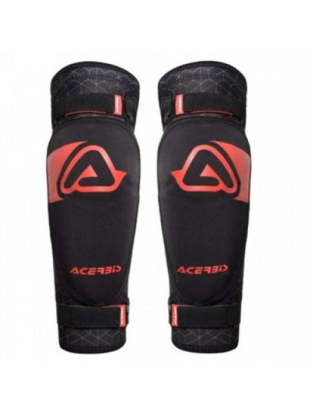 Мотоналокотники Acerbis black-red X-ELBOW soft