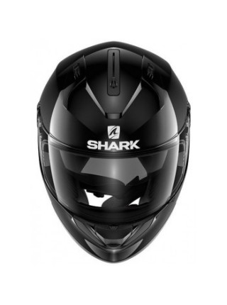 Мотошлем Shark Ridill Blank Black