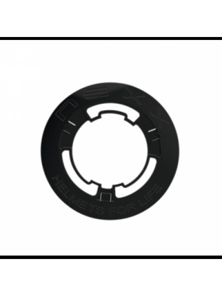 Шайба для ушей на шлем Nexx SX.10 Black Metall