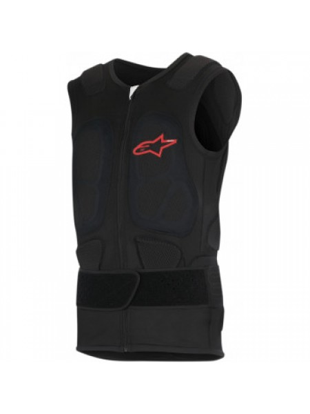 Мотожилет защитный Alpinestars Track Vest 2 Black