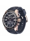 Часы Alpinestars Tech Watch Chrono 2-Tones Rose-Black-Steel