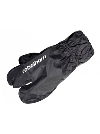 Мотоперчатки дождевые Rebelhorn BOLT Black