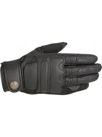 Мотоперчатки кожаные Alpinestars Robinson Black 3XL