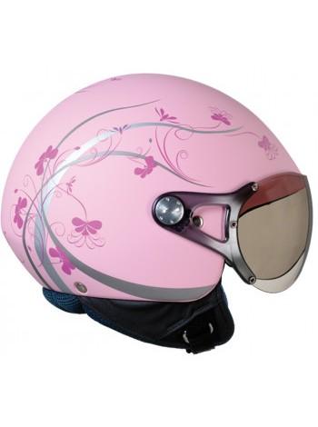 Мотошлем Nexx X60 Queen Pink М
