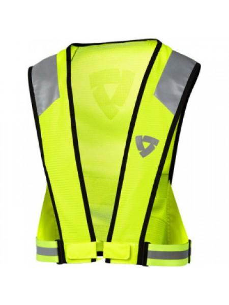 Жилет светоотражающий Revit Vest Connector HV Green