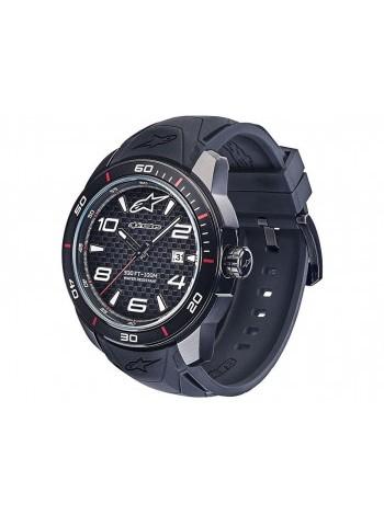 Часы Alpinestars Tech Watch 3H Black