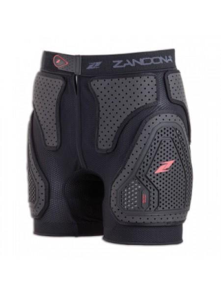 Мотошорти захисні Zandona Esatech Pro Vented Black