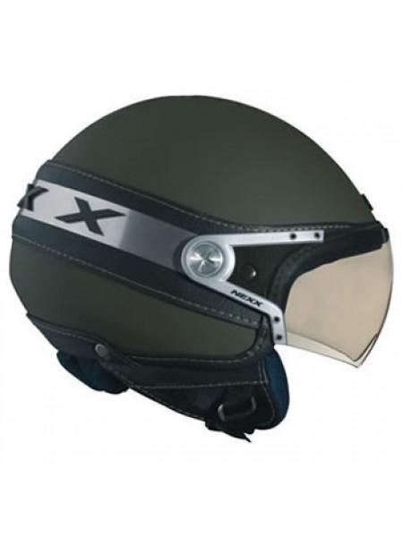 Mотошлем Nexx X60 Ice Soft Military Green