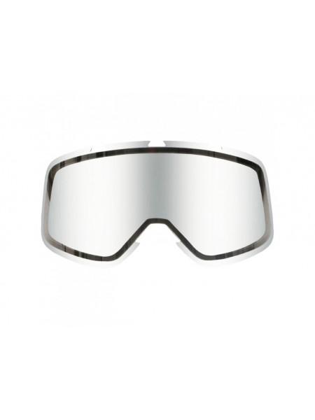 Стекло на очки Shark двойное Clear