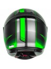 Мотошлем Shoei NXR Flagger TC-4 Black-Green L L