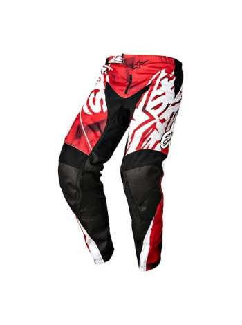 Мотоштаны Alpinestars Racer Red-Black 30 (2014) L