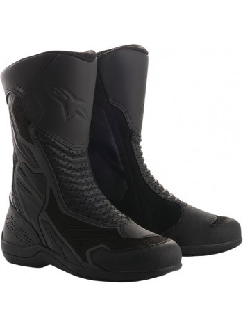 Мотоботы Alpinestars Air Plus V2 Goretex Black 41