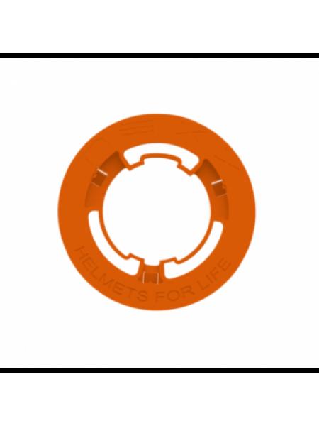 Шайба для ушей на шлем Nexx SX.10 Orange