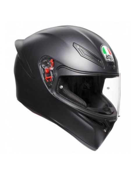 Мотошлем AGV K-1 Matt Black ML