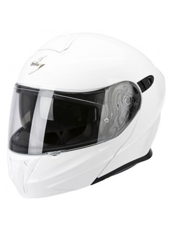 Мотошлем Scorpion EXO-920 Air Solid White