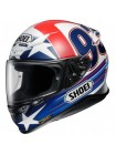 Мотошлем Shoei NXR Indy Marquez TC-2 Blue-Red-White S