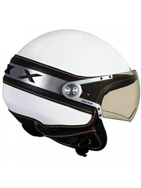 Mотошлем Nexx X60 ICE Shiny White