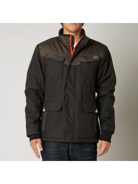 Куртка FOX WHEELBASE JACKET BLACK L