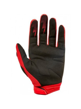 Мотоперчатки детские FOX YTH Dirtpaw Race Glove Red-White YS (5)