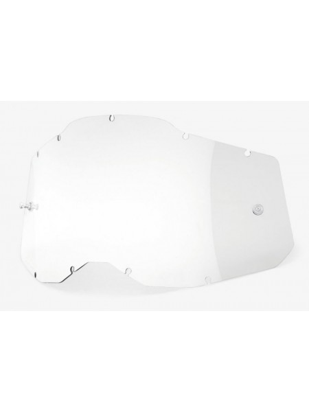Лінза до дитячих очках 100% AC2 ST2 YOUTH Replacement Lens Anti-Fog - Clear Clear Lens
