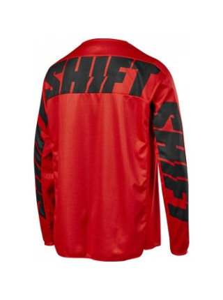 Мотоджерси Shift Whit3 York Jersey Red
