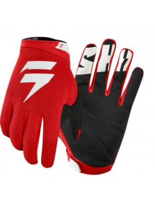 Мотоперчатки SHIFT Whit3 Air Glove Red M (9)