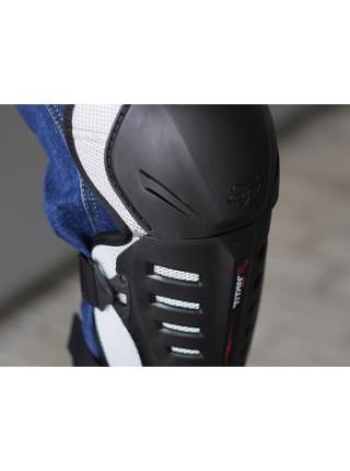 Наколенники детские Fox Youth Titan Race Knee Guard CE Black