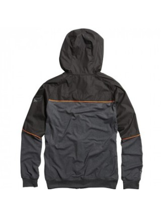 Куртка Fox Elimination Jacket Black-Grey L