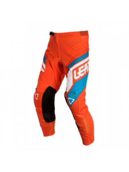 Мотоштаны детские Leatt Pant GPX 2.5 Kids Orange-Denim К4