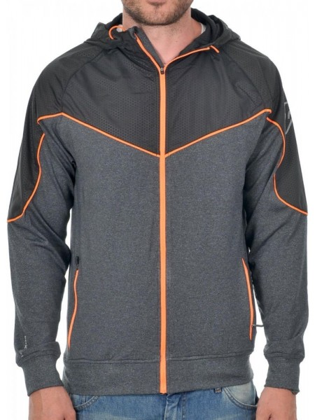 Куртка FOX ELIMINATION JACKET CHAR HTR L