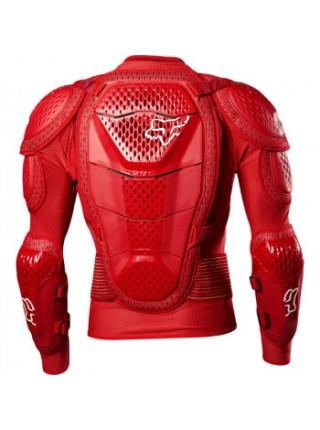 Моточерепаха Fox Titan Sport Jacket Flame Red XL