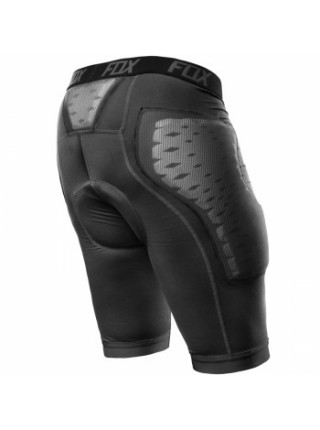 Защитные Шорты Fox Racing Titan Race Charcoal