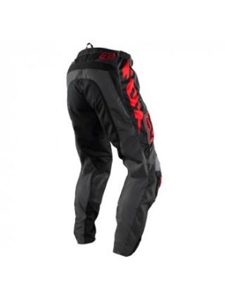 Кроссовые штаны FOX Youth 180 Race Black-Red W
