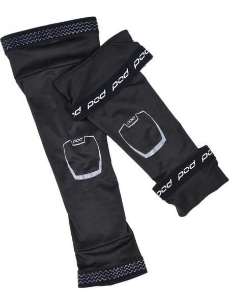 Мото шкарпетки POD KX Knee Sleeve Black Large