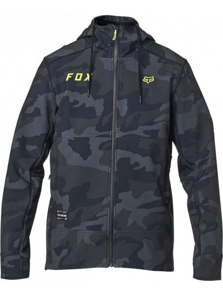 Куртка FOX PIT JACKET Black Camo L