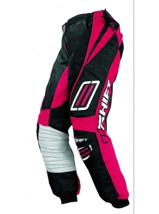Мото штани SHIFT Pro Strike Pant Red 30