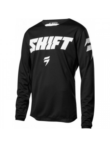 Мотоджерси Shift Whit3 Ninety Seven Jersey Black 2XL (2018)